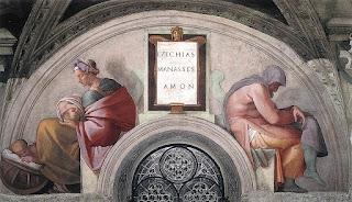 اغتيال ملك يهوذا (آمون) حوالى 642-640 ق.م