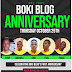 Boki's First Online Magazine, Boki Blog Clocks 1 Year