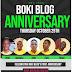 Boki's First Online Magazine, Boki Blog Clocks 1 Year