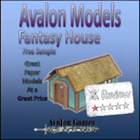 Avalon Models: Fantasy House, Free Version