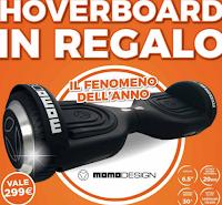 Hoverboard MOMODESIGN in regalo con il volantino delle offerte Expert novembre 2017