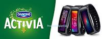 Logo Con Activia vinci 93 Samsung Gear Fit2