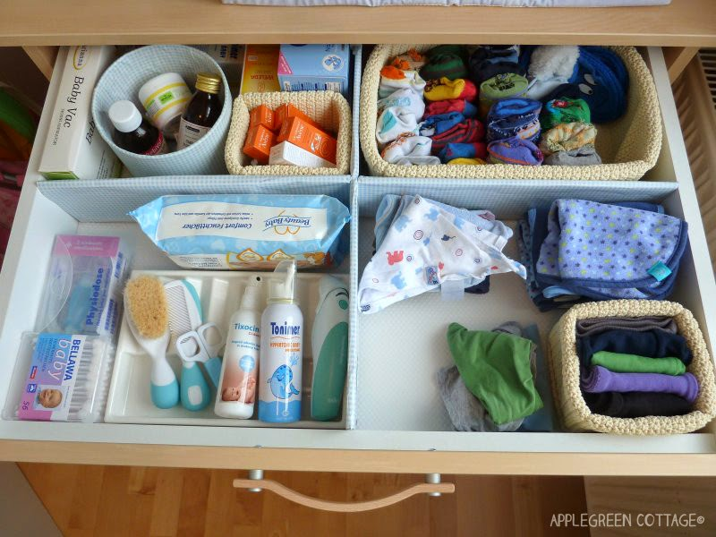 DIY drawer divider_after