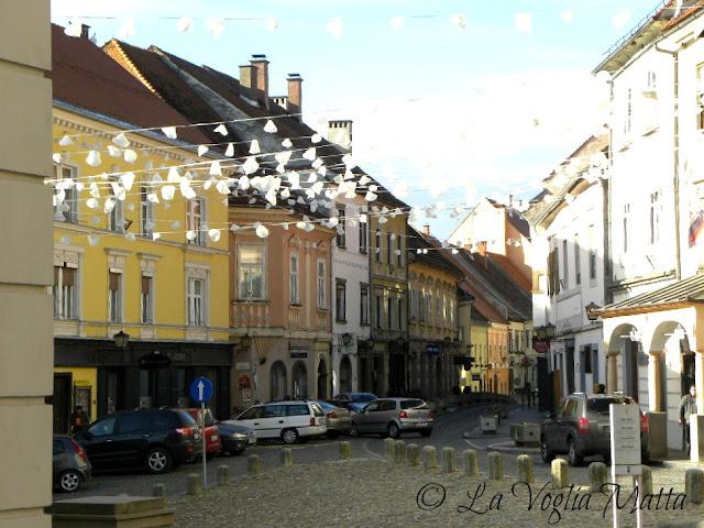Ptuj in Slovenia