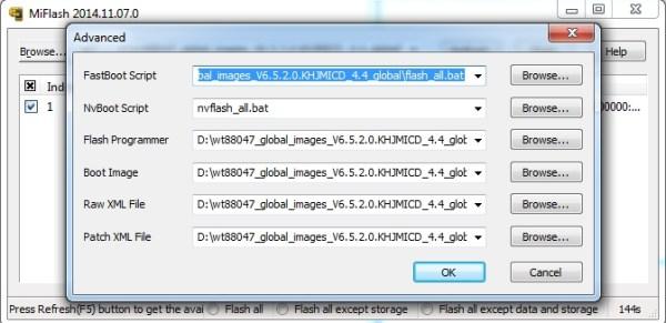 Cara Flashing dan Install Ulang Redmi 2, Cara Install Ulang Redmi 2, Cara Flashing Redmi 2