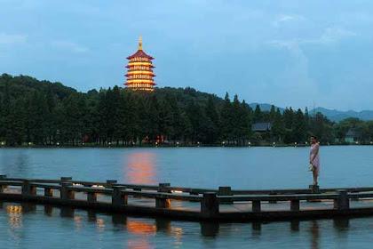 10+ Tempat Wisata di Hangzhou (China) Paling Direkomendasikan Dikunjungi!!