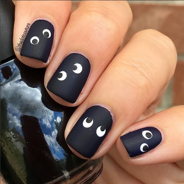 Awesome nail art designs for halloween nile corp blog awesome nail art designs for halloween prinsesfo Choice Image
