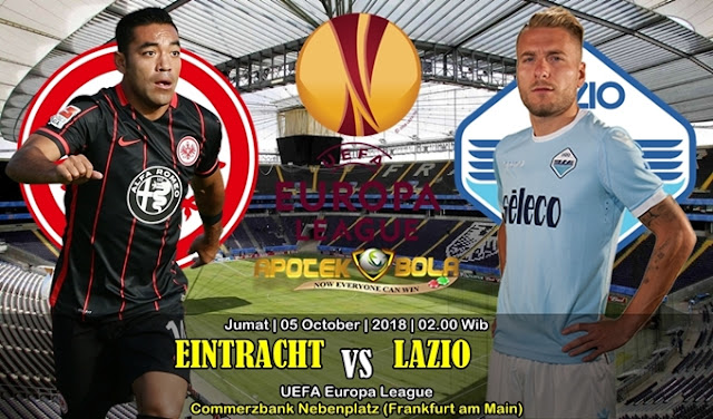 Prediksi Eintracht Frankfurt vs Lazio 5 Oktober 2018