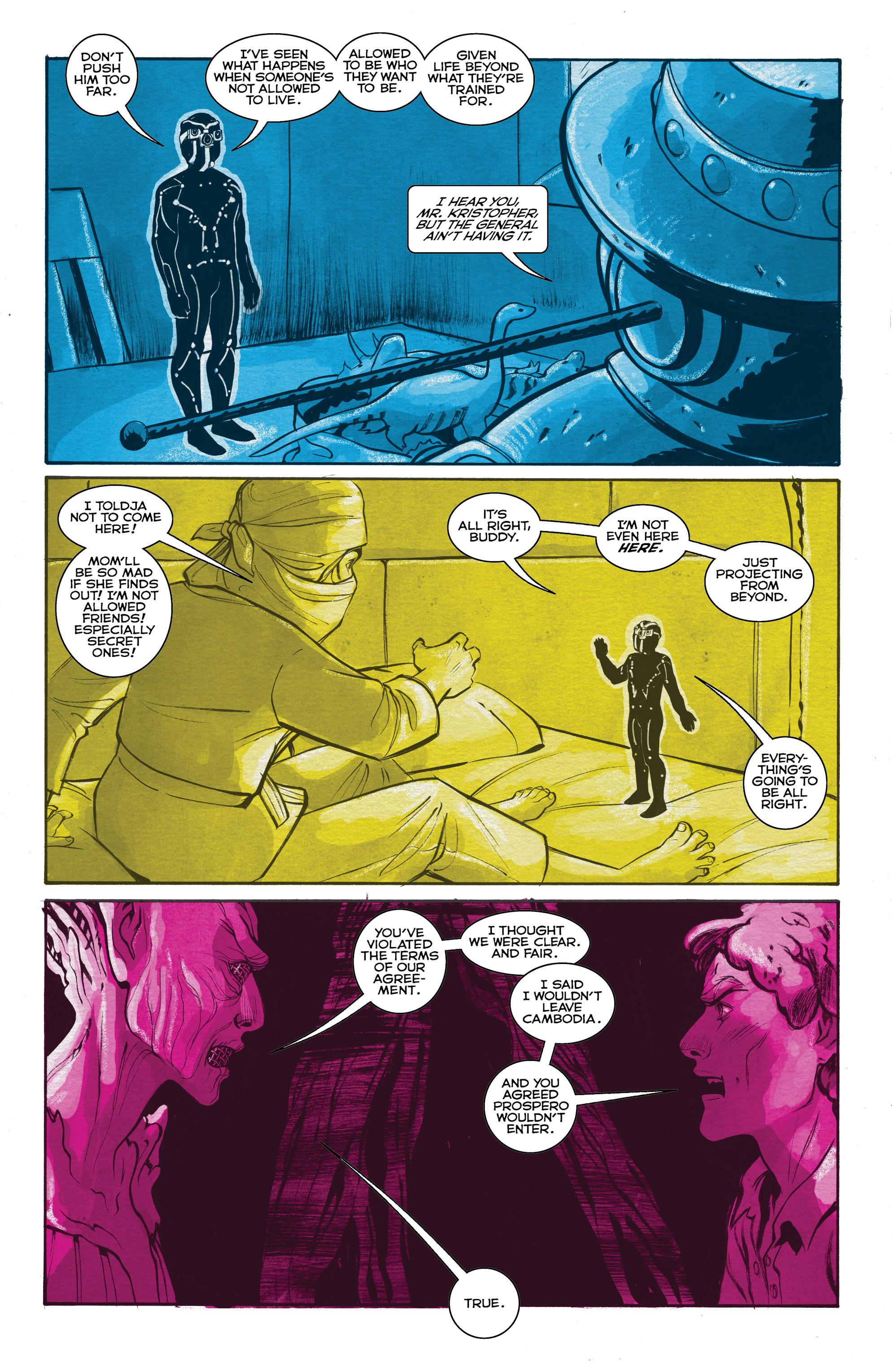 Read online Shutter comic -  Issue #19 - 17