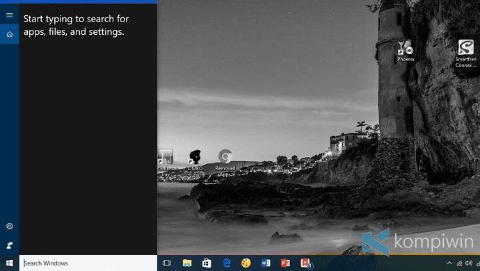 cara mematikan disable cortana di windows 10