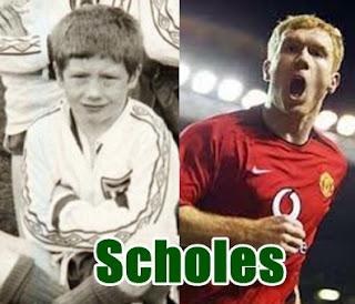 Kumpulan Foto Masa Kecil Pemain Sepak Bola Dunia