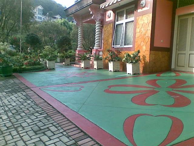 Foto(5508) jual villa & tanah di kota bunga puncak jual tanah di kota bunga