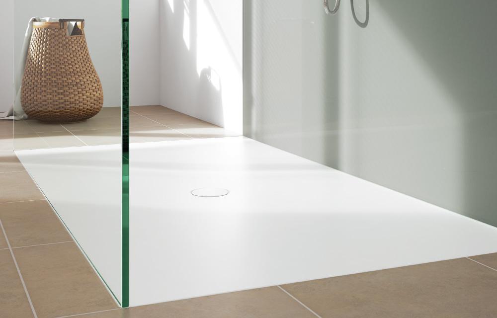 Progettazione bagni piatti doccia in acciaio smaltato blog di arredamento e interni - Piatto doccia a filo pavimento svantaggi ...
