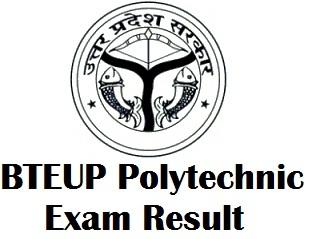 UP Polytechnic Diploma Exam Result 2017