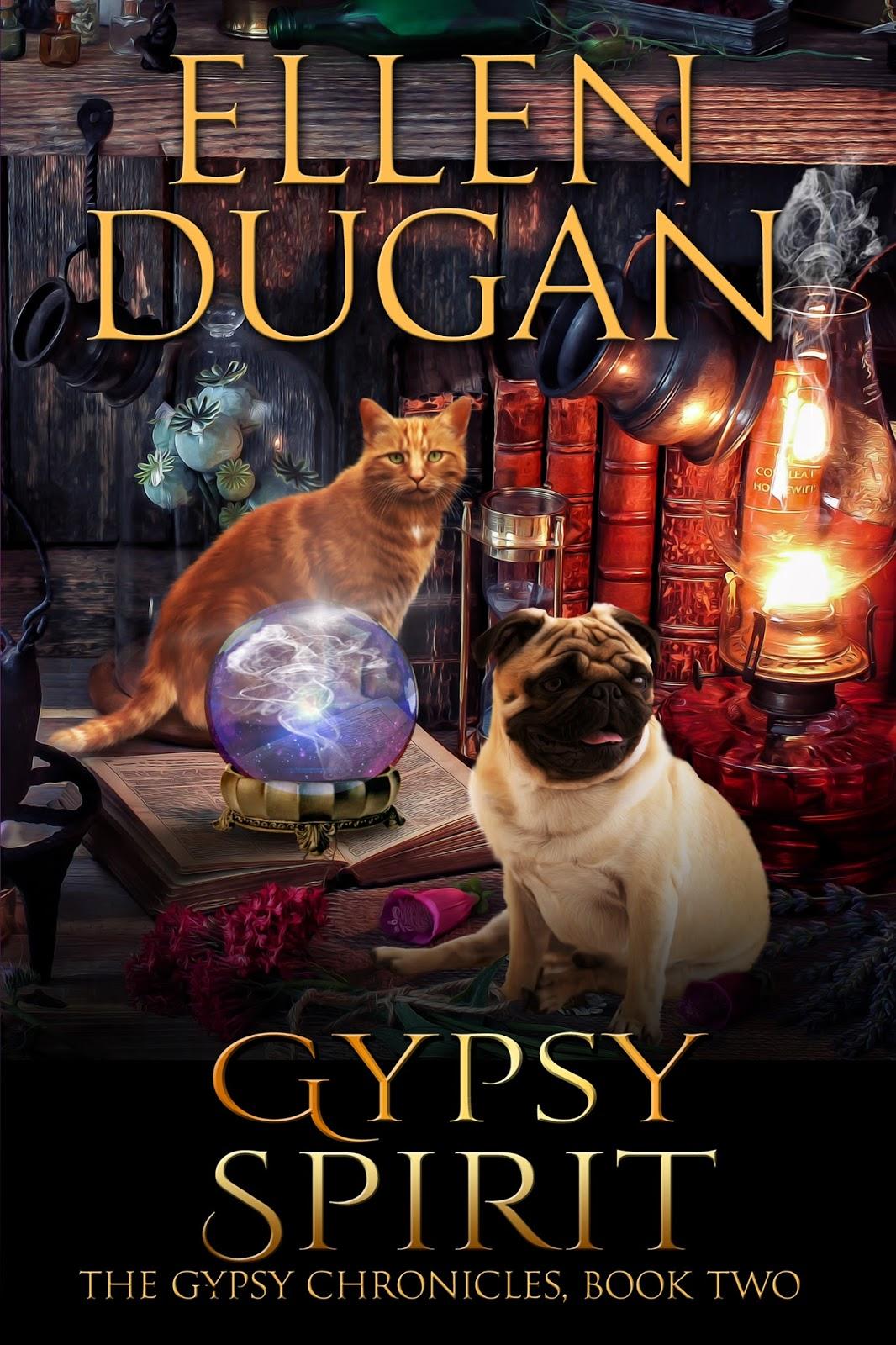 Ellen Dugan's Blog of Witchery