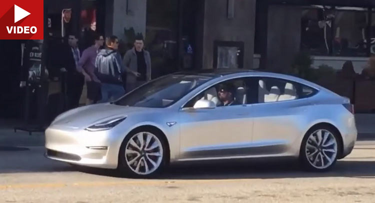 Tesla reveals first styling update to Model S in three-plus years