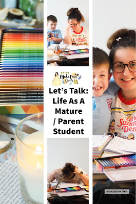 Let's Talk: Life As A Mature / Parent Student