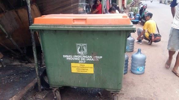 Ada 2.600 Unit, Tong Sampah Made in Jerman Dibeli Sejak Tahun Lalu