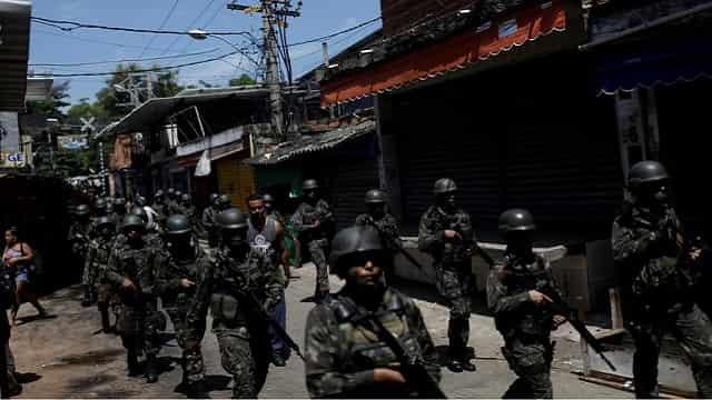 Intervenção no Rio