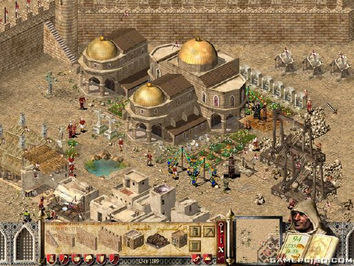 free download game stronghold crusader.rar