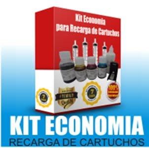 Kit Recarga de cartucho