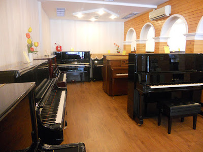 Shop mua bán đàn piano chất lượng tại tphcm