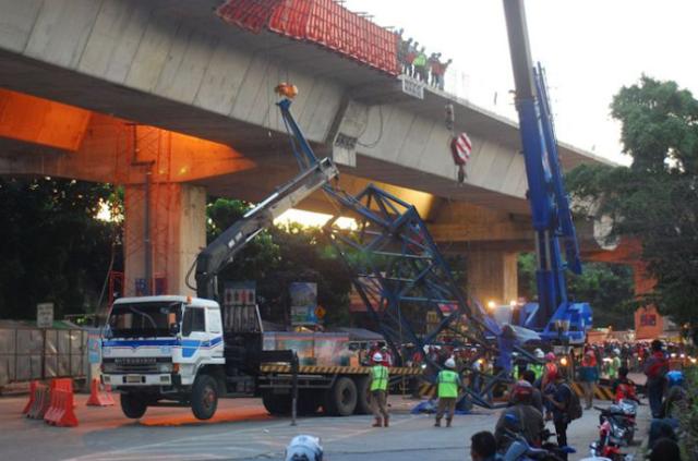 Faktor Penyebab Kecelakaan Infrastruktur