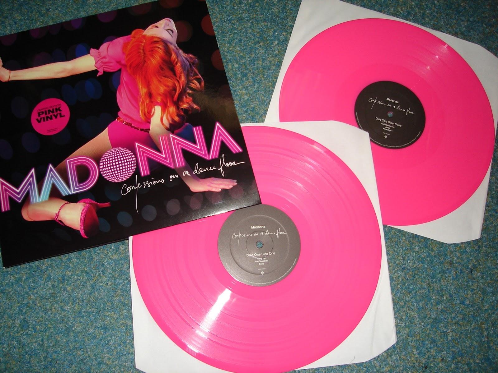 Jdbrecords Pink Vinyl