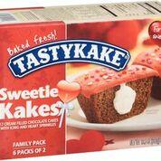 With Open Eyes To See Tastykake Snack Cakes