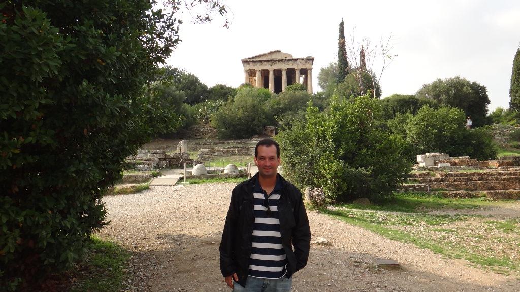 Acrópole Atenas Grécia