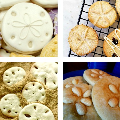 Sand Dollar Cookie Recipes