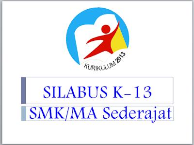 perangkat administrasi guru smk tkj k-13 Revisi 2017 Terbaru