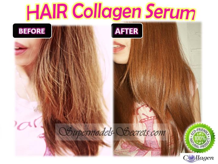 At Professional Paris Collagen Hair Serum 130ml Lazada