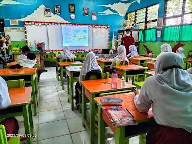 Pembelajaran Tatap Muka Terbatas SDN Gandaria Utara 11 | 03 September 2021