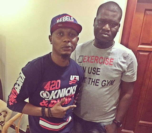 Owner Of Naijaloaded Makinde Azeez Was Spotted With Rapper Reminisce Today