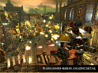 Download Game Warhammer 40,000 Freeblade V2.3.2 MOD APK ( Mega MOD )