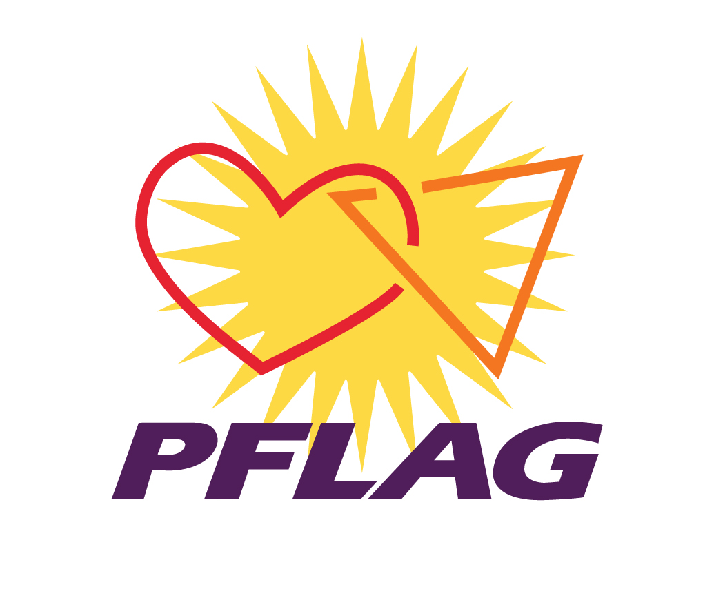 Proud supporter of PFLAG