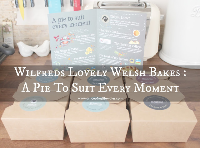 Wilfreds Lovely Welsh Bakes a pie to suit every moment - blog review of wilfreds welsh pies by lewis pies bakery