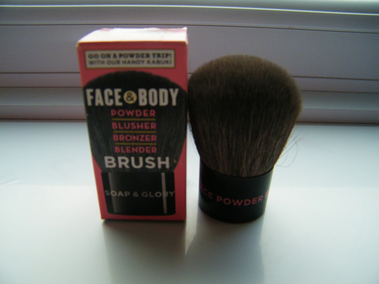 Soap and Glory Face & Body Powder Brush