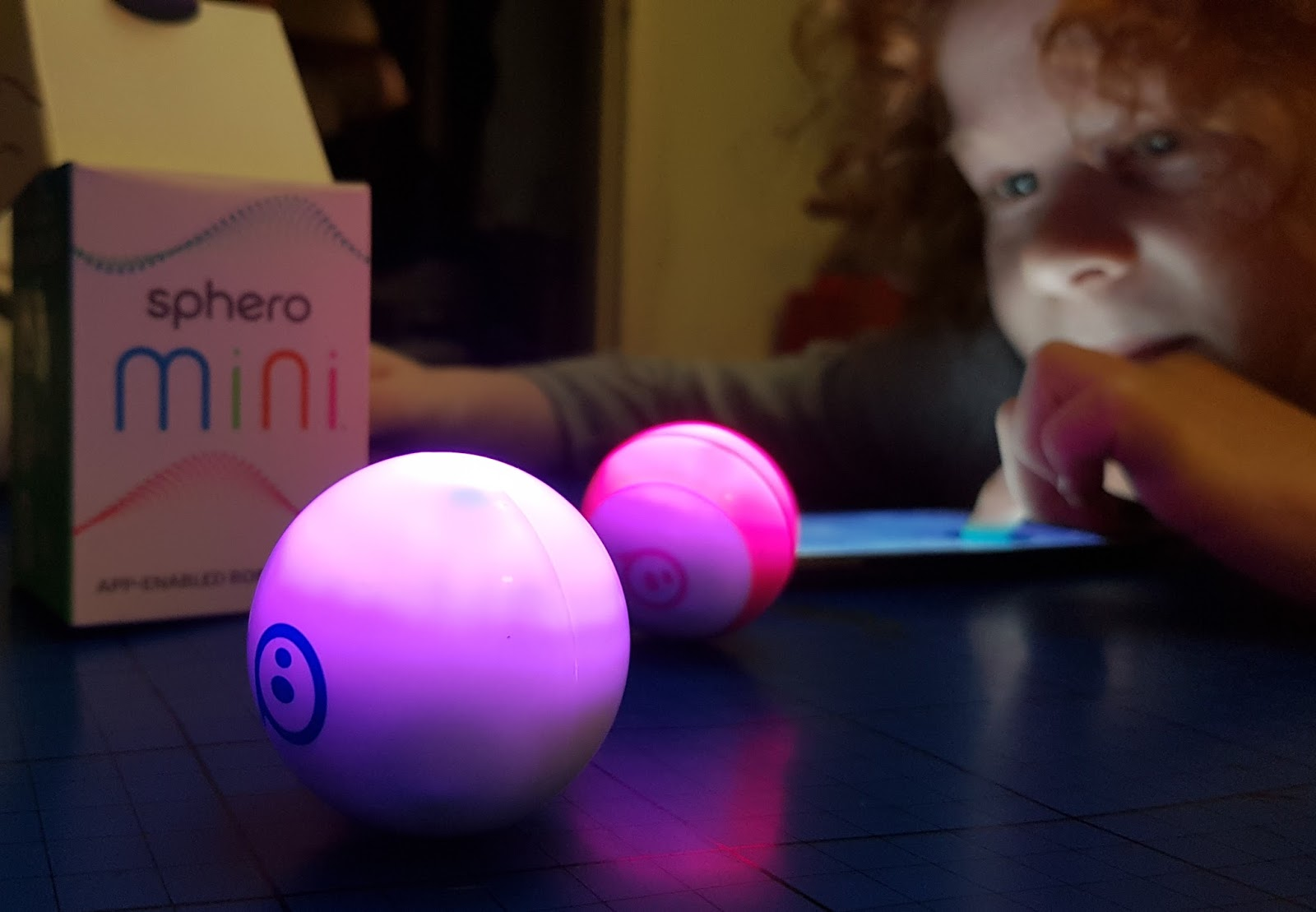 The Brick Castle: Sphero Mini - the awesome App-Enabled