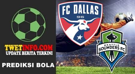 Prediksi Dallas vs Seattle Sounders