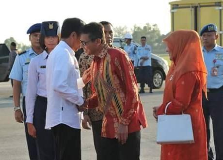 Presiden Joko Widodo ke Sumbar, Gubernur Irwan: Saya Ditelepon Menteri PUPR Tadi Malam