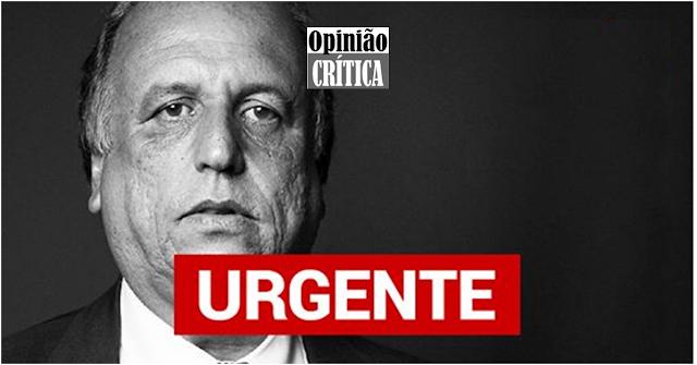 Lava Jato: Pezão, governador do Rio de Janeiro, é preso no Palácio Laranjeiras