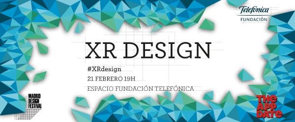 ¡Consigue tu entrada para XR DESIGN!
