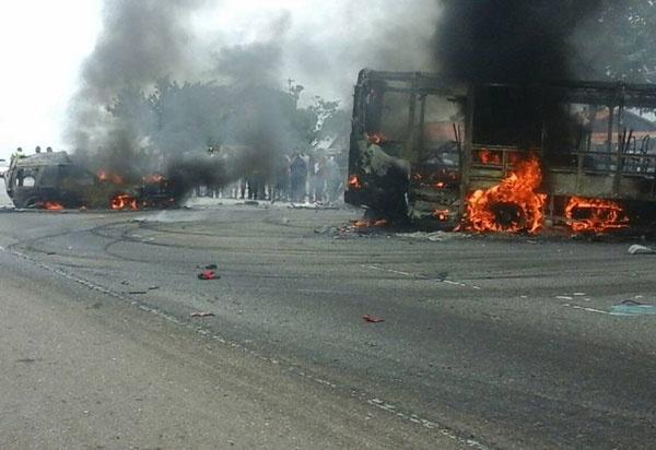 Cuatro muertos y 10 heridos dejó fuerte accidente en Guanare