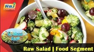Raw Salad | Food Segment | Pengal Neram