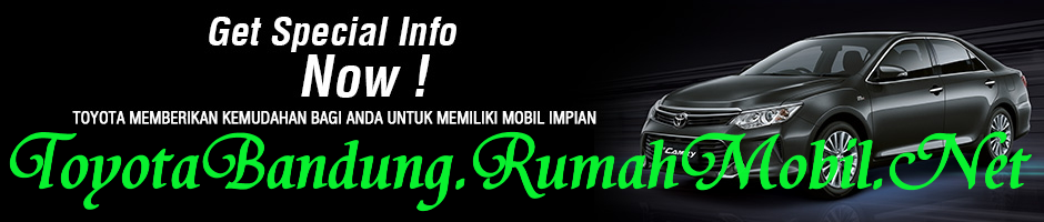Paket Kredit Toyota Camry Di Bandung