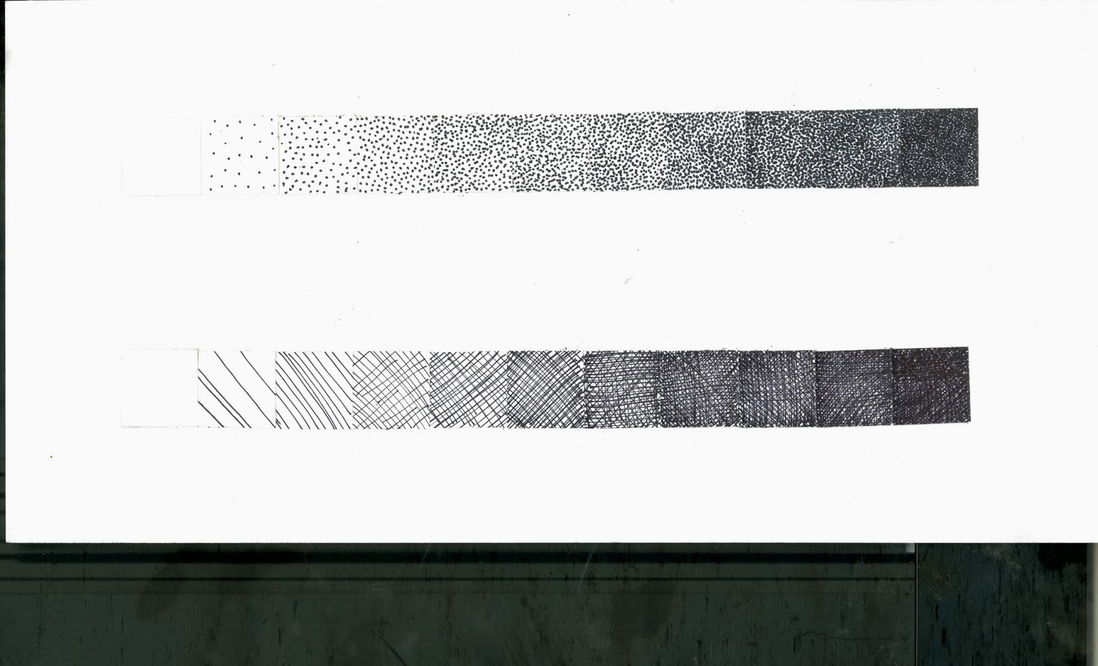 Erinkeenandesign Textured Value Scale