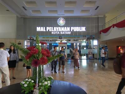 Cara Mengurus Perpanjagan Sim  di Mall Pelayanan Publik Batam