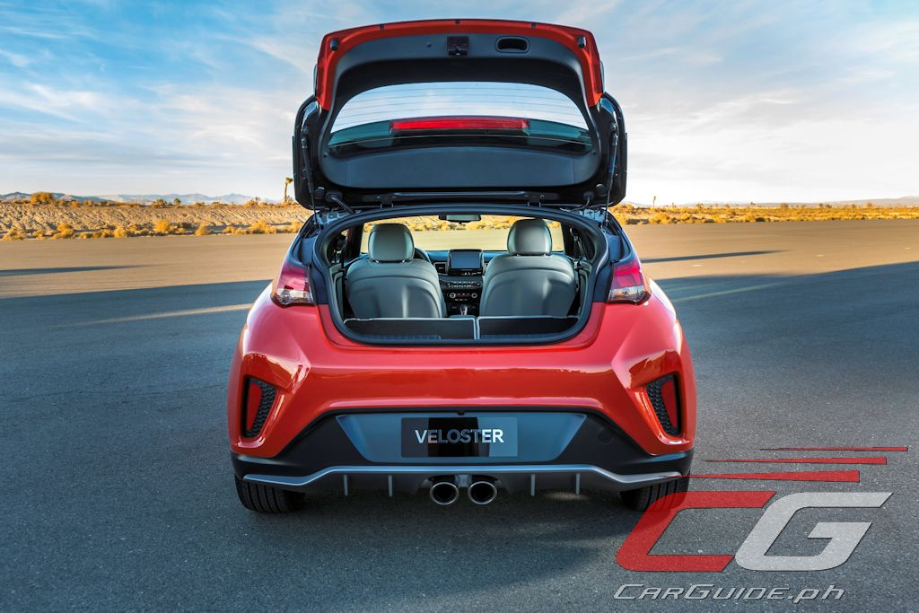 2019 Hyundai Veloster is Looking Like a Proper Hot Hatch (w